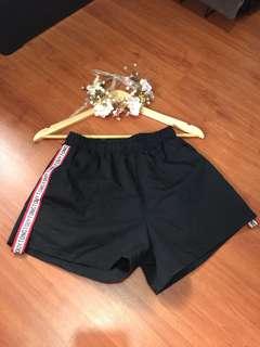 Garterized shorts 26-27