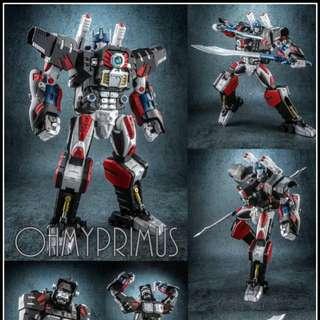 Generation Toy GT-10 GT10 BW T-Beast - Transformers Masterpiece MP Beast Wars Optimus Primal