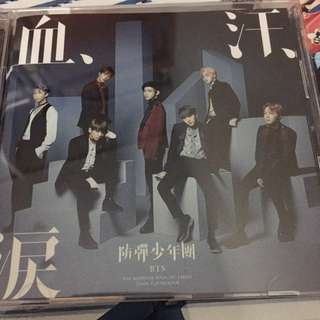 ON HAND SEALED ALBUM Blood Sweat & Tears (Limited Edition Version C) (Japan Version)