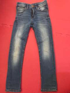 H&M super skinny fit jeans
