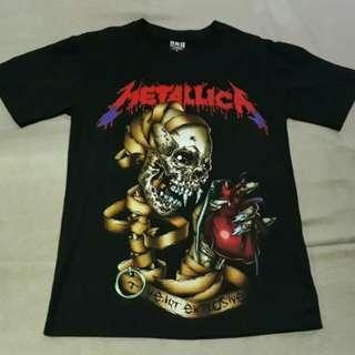 Metallica Band Shirt