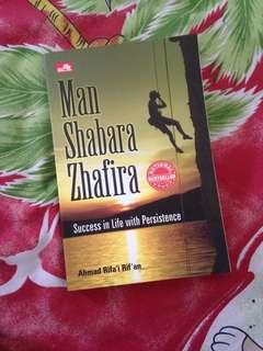 Man Shabara Zhafira by. Ahmad Rifa'i Rif'an