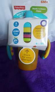 Brand New Fisher Price stacky cups