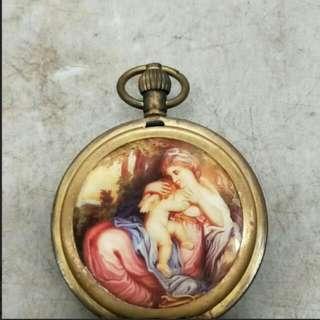 🚚 古董懷錶