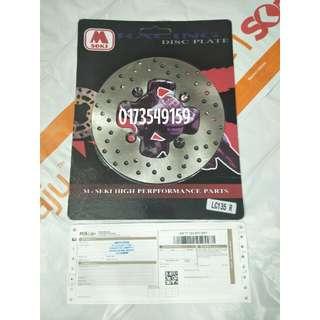 disc belakang lc 5s