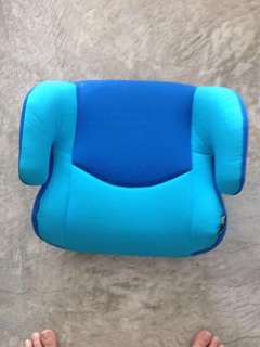 Baby safety chair cushion
