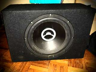 Bazooka Car Audio Subwoofer #july100
