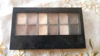 Eyeshadow Maybelline The Nudes