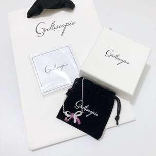 GALTISCOPIO Necklace 水晶 項鍊 頸鍊(原價$1500)