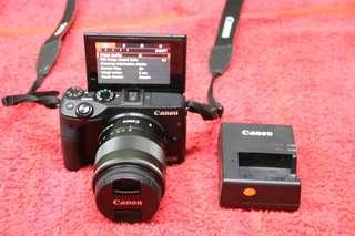 canon eos m3 mirrorless hd video