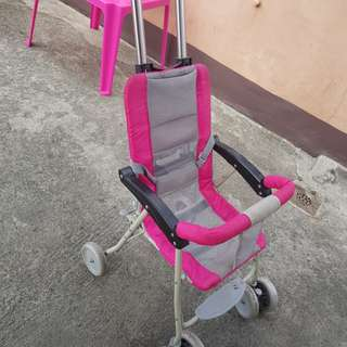 Baby Company Pink Stroller