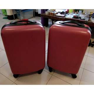 Twin Luggage