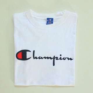 Champion Script Logo Ter