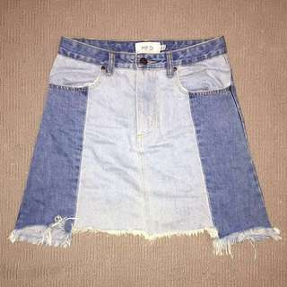 Universal Store Denim Skirt MP D BRAND