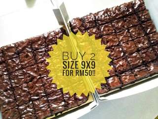 Brownies Promo!!