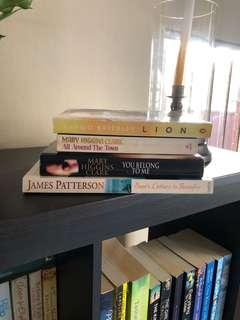 Books $1 each