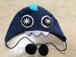 Cartoon winter hat