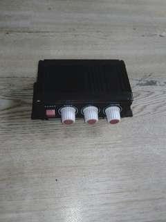 Bosca Amplifier