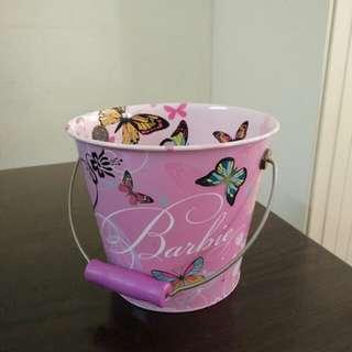 Barbie Bucket