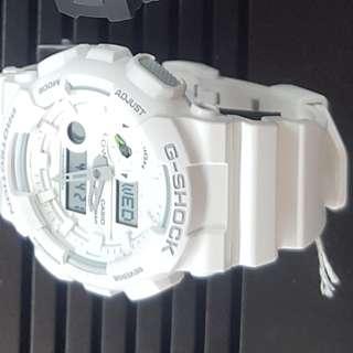 Dijual Credit G-Shock GAX-100MA-2AADR Cukup Bayar Admin 199.000