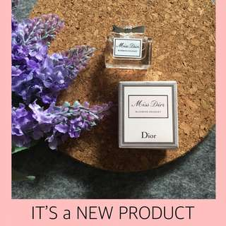 NEW ! Miss Dior Blooming Bouquet 5ml Mini Size Original Eau De Toilette
