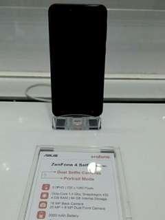 Asus Zenfone 4 Selfie Cicilan Bunga 0% tanpa kartu kredit
