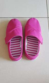Mothercare Pink Shoe