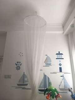 Ikea Mosquito Net