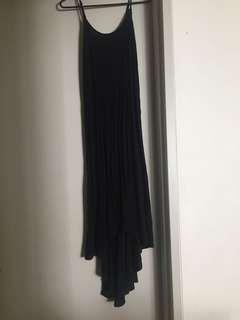 ASOS cheesecloth drophem dress