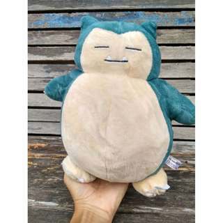 Boneka Pokemon Snorlax - Pokemon Center