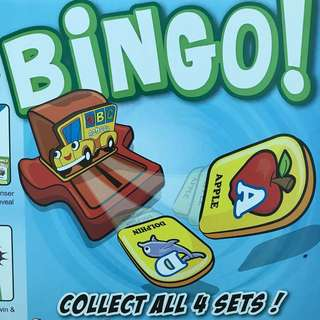 Similac Bingo Set Yummy Animal