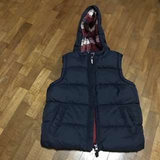 Puffer jacket vest boys or unisex Marks & Spencer St.Michael's