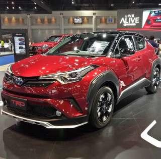 Toyota CHR Bodykit ( TRD )