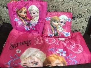 Disney Frozen Anna and Elsa Slumberbag