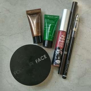 Take All makeup
