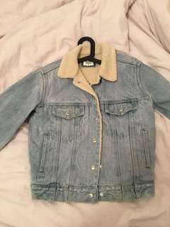 General Pants Co Insight Denim Jacket Fleece XS