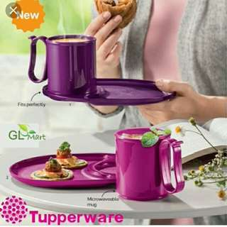 Set for tea - Purple only