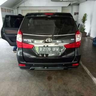 Rental mobil Avanza murah di Jakarta, hanya 400 ribu dengan driver.