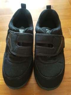 BN Black School Shoes