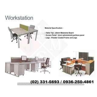 -Workstation- Office Partition ( Furniture )