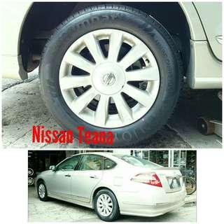 Tyre 215/60 R16 Membat on Nissan Teana 🐕 Super Offer 🙋♂️