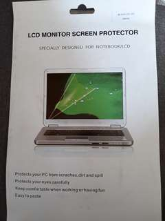 LCD 14 inch Matte Screen Protector