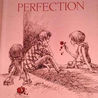 Novel Perfection by Monica Petra