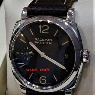 Used Very Good Condition Panerai Radiomir 1940 PAM514 Hand Wind Full Set - Price @ RM19900.00 negotiable (price incl. 6% gst & t&c apply)