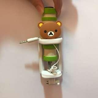 🚚 拉拉熊自拍桿