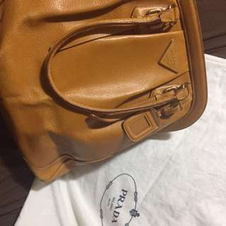 Authentic Prada Handbag Bag