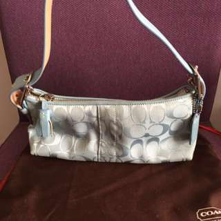 Authentic coach limited edition purse