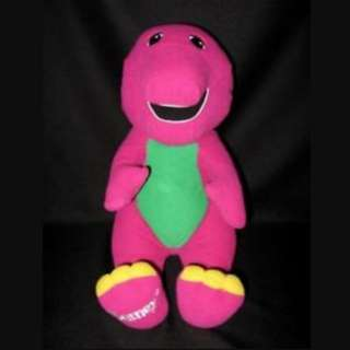 OFFER $8 !!! Jumbo Talking Barney