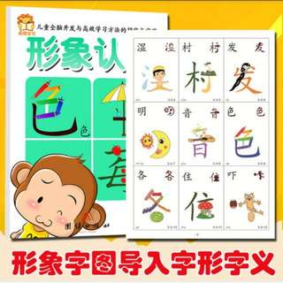 DVD & Chinese Writing Learning book