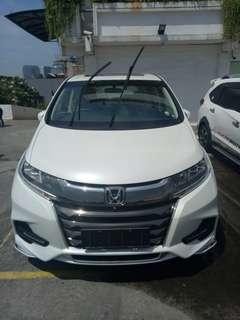 Honda Odyssey *Hot Promo*